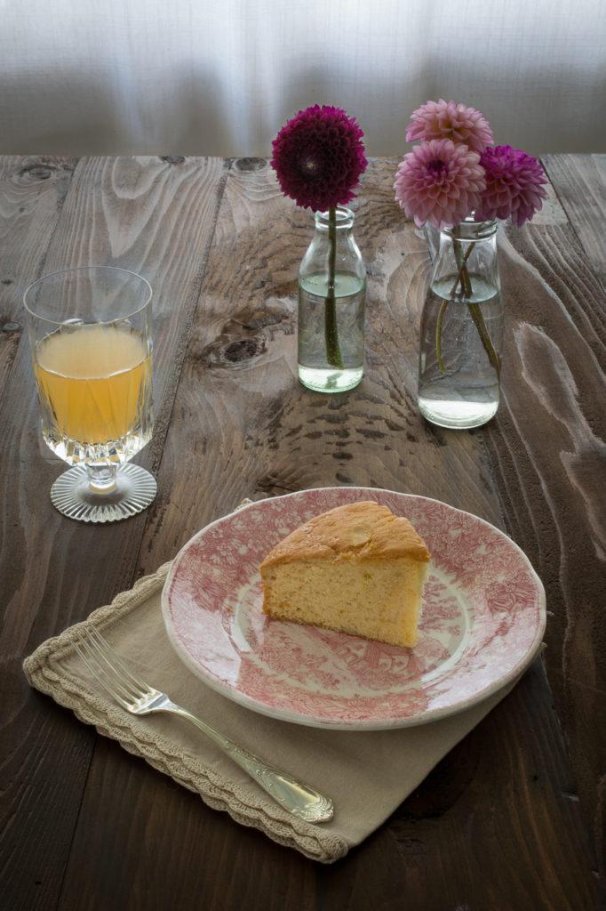 torta paradiso senza latte