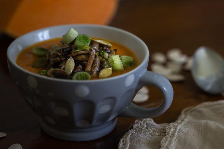 cucina naturale crema di zucca